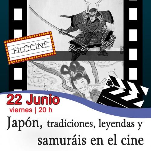 FILO-CINE: Japón, tradiciones, leyendas y samuráis en el cine