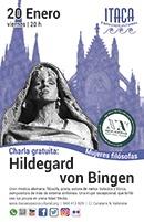Charla gratuita: Mujeres filósofas, Hildegard Von Bingen