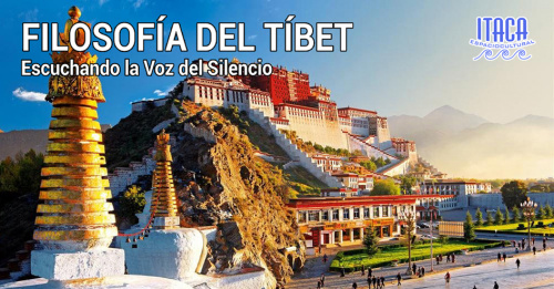 CHARLA-COLOQUIO Filosofía del Tíbet, escuchando La Voz del Silencia