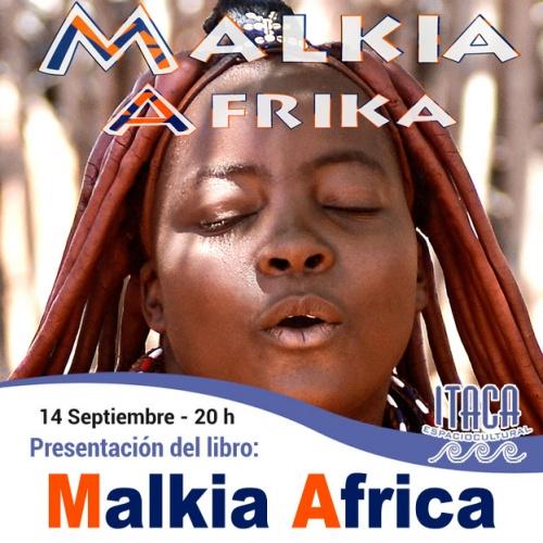 Presentación del libro Malkia-Afrika