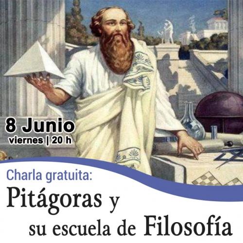 Charla coloquio: Pitágoras y su escuela de filosofía