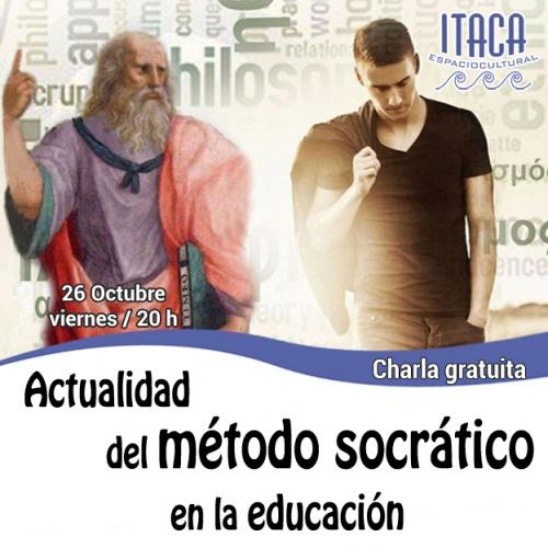 Actualidad del método socrático en la educación