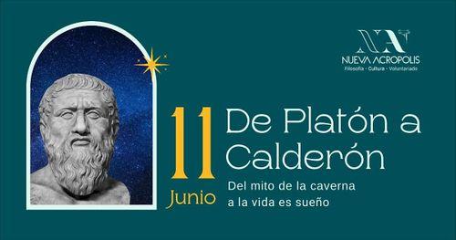 Charla Gratuita: de Platón a Calderón