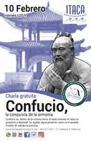 Charla gratuita: Confucio: la conquista de la armonía