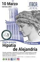 Charla gratuita: Hipatia de Alejandría
